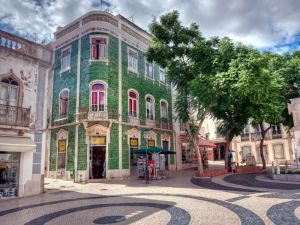 Town-Square-Palma-de-Mallorca-Spain