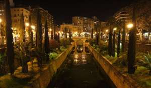 waterway_night_palma_mallorca